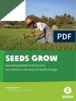 SeedsGROW Progress Report