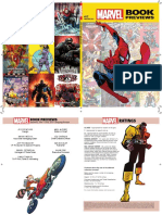 Marvel Book Previews 12