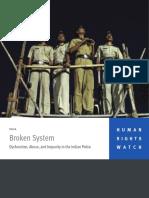 Police Broken System