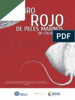 Libro Rojo Peces Marinos de Colombia