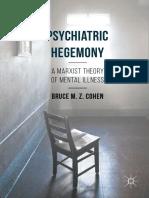 Cohen 2016 Psychiatric Hegemony PDF