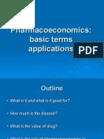 Pharmacoeconomics Lecture(4ee9cfb98e263)