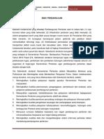 Pemantauan Dan Evaluasi Capaian Indikator Kinerja Sekretariat Jenderal Kementerian Pertanian Trwln IV