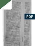 Punkteraster Bewertung Punkteverteilung Punkteübersicht