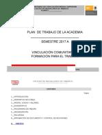 Plan de Academia VCyFT