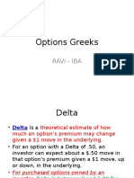03 .Options Greeks