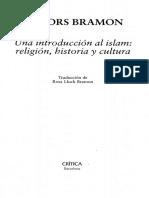 Dolors Bramon Una Introduccion Al Islam
