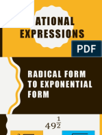 3. Rational Expressions