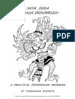 Indonesian Practical Program Samples