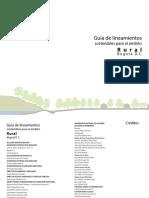 Guía de lineamientos sostenibles para el ámbito Rural Bogota