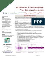 KMS Array System 2.7