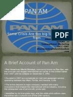 Crisis Pan Am