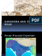 Buddhism in Gandhara (Afghanistan and Central Asia)
