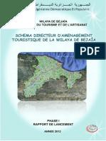 Rapport de Lancement Bejaia