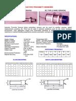 Proximity Sensors