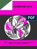 BGA Mendelu Brno, CZ - Index Seminum 2016