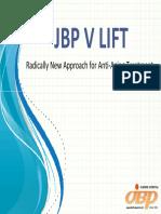 V Lift Presentation JBP