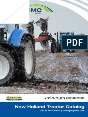 New Holland Tractor Parts Catalogue | Tractor | Automotive