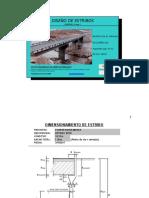 Diseño de Estribos v1.0b1
