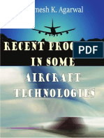 Recent Progress in Some Aircraft Technologies