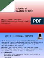 informatica biennio