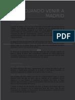 Ocio en Madrid 2