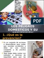 Los Peligros Domesticos y Su Prevención