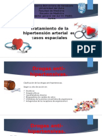 Crisis Hipertensiva en Casos Especiales