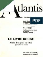 De Saint-Martin Louis-Claude - Le livre rouge Carnet d'un jeune élu cohen.pdf