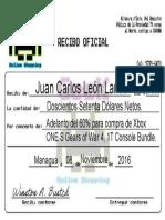 Recibo Oficial Juan León (2)
