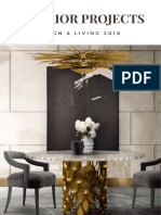 Interior Projects - Design & Living 2018
