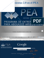 Herramientas Web PEA 2010 RAF