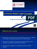 LA FUNCION MEDICO LEGAL EN EL PAIS clase 1.pptx