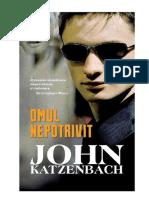 John Katzenbach - Omul nepotrivit .pdf