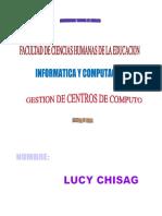 Lucy Margoth