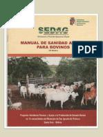 Manual de Sanidad Para Bovinos