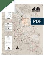 Anza-Borrego Desert State Park Map