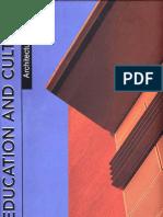 Architectural Design - EDUCATION AND CULTURE.pdf