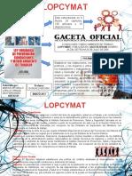 Lopcymat y La Ley de Coordinacion y Seguridad Ciudadana