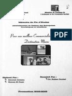 Pour une meilleure commercialisation de la destination Maroc.pdf