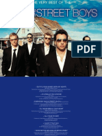 Digital Booklet - The Very Best of Backstreet Boys
