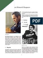 Garri Kimovič Kasparov