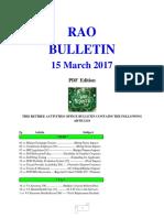 Bulletin 170315 (PDF Edition)