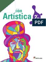 Educacion Artistica 2 LD