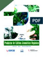 Productor de Cultivos Aromaticos