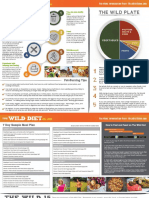 Wild Diet Cheat Sheet
