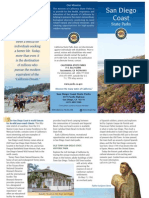 Border Field State Park Brochure