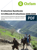 Evaluation Synthesis