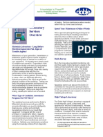 Laboratory Service Overview Brochure