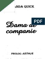 143. Amanda Quick - Dama de companie (Logodnică de împrumut).pdf